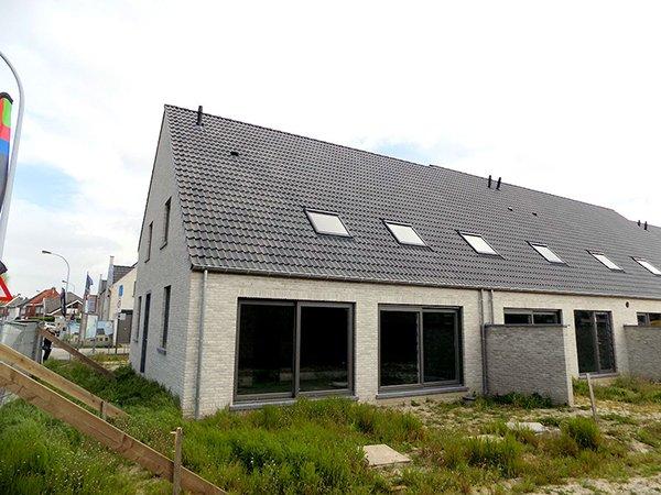 Molenstraat te Heule, nieuwbouw, huis te koop Heule