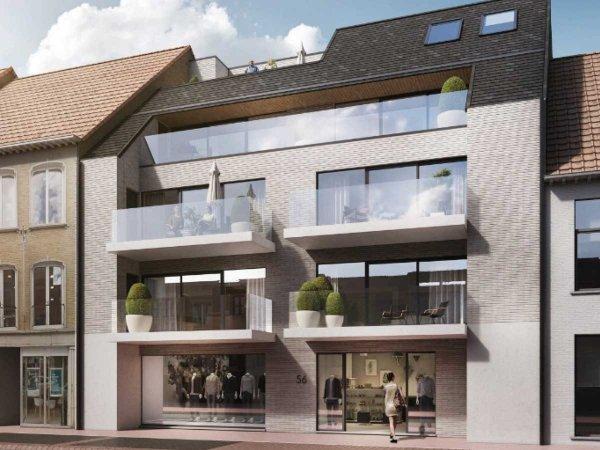 Nieuwbouwproject Arthur - Ooststraat in Veurne