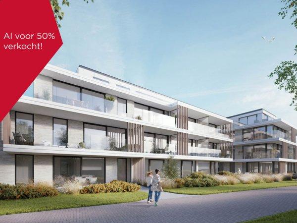 Nieuwbouw assistentiewoning te koop Veurne - LIME - immokantoor Veurne