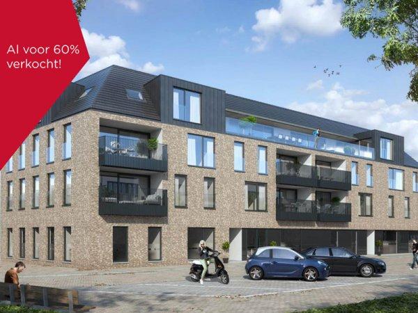 Nieuwbouw Woning te koop Veurne - Retorica - immokantoor Veurne