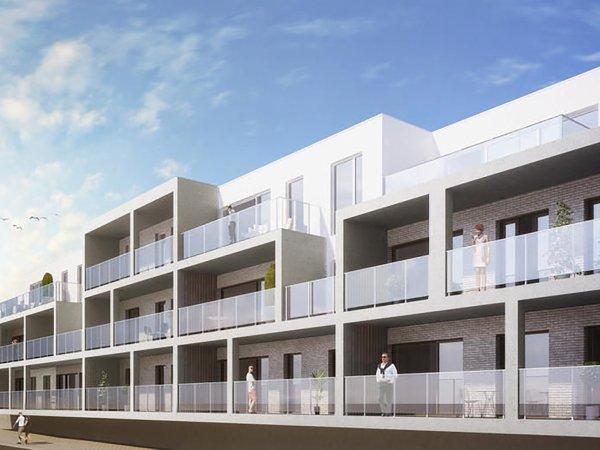 nieuwbouw Wevelgem, te koop, ERA Becue, appartement, immo Wevelgem