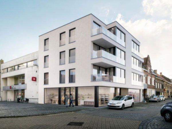 Nieuwbouw appartementen te koop Residentie Louis - Wervik