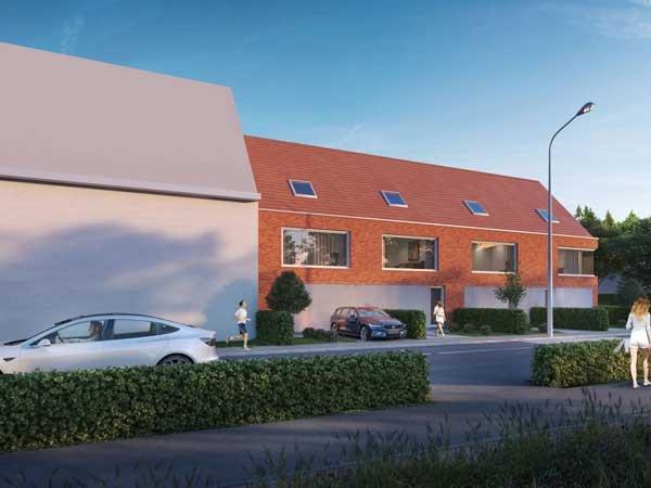 Nieuwbouwwoningen te koop in Beernem