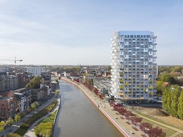 appartement te koop K-Tower Kortrijk