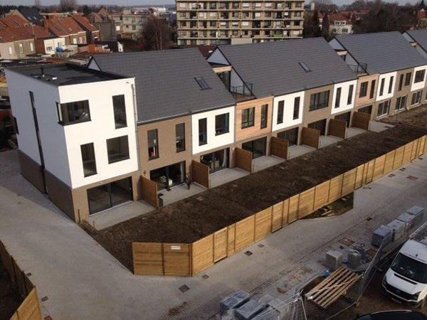 huis te koop kortrijk ERA Becue nieuwbouw woningen