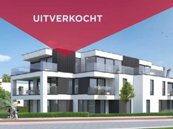 Nieuwbouwappartementen te koop in Residentie Callewaert - Zwevezele