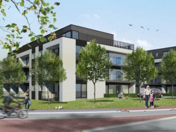 Residentie de Paulientjes in centrum Menen - Immokantoor ERA @t Home Geluwe en Wevelgem