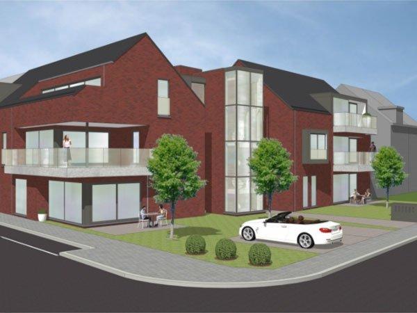 Nieuwbouwappartementen te koop in Residentie Marie Christine - Menen