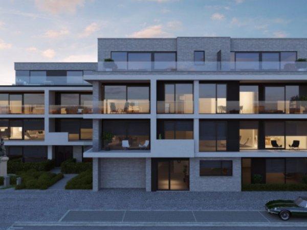 Nieuwbouwappartementen te koop in Residentie Pegasus - Zwevezele