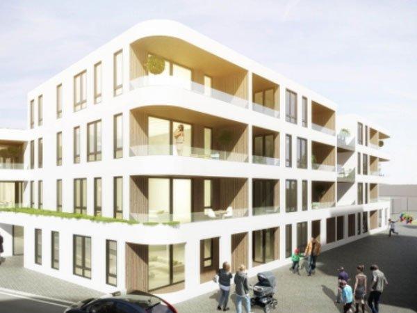 Nieuwbouwappartement met 1 tot 3 slaapkamers te koop in Wervik - Immokantoor ERA @t Home