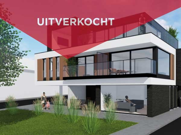 Nieuwbouwappartementen te koop in Residentie Berlioz - Zwevezele