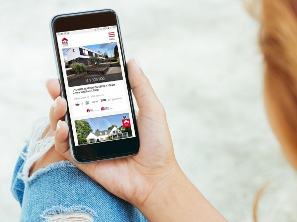 Immobilier Era Châtelain Marketing Online Immoweb, Logic-Immo, Immovlan, Facebook, Instagram, Google Ad