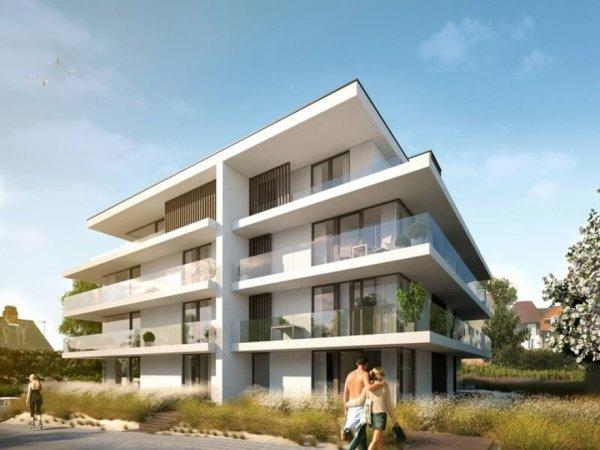 Residentie surfside te koop Sint-Idesbald