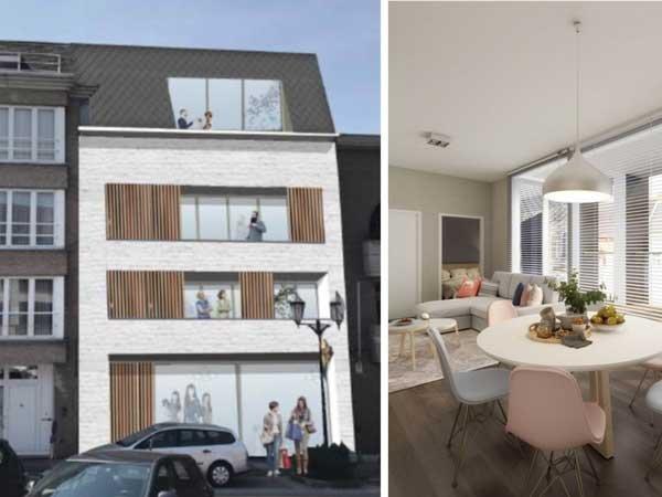 Nieuwbouw te koop in Gavere - Residentie 't Fonteintje