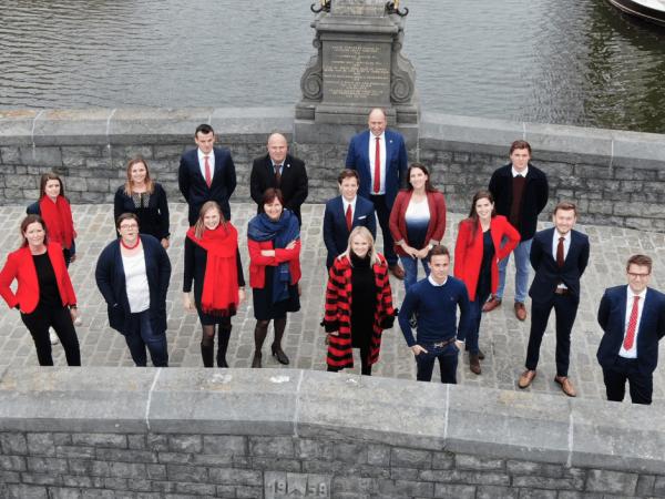 Team ERA Becue - Immokantoor Zwevegem en Kortrijk