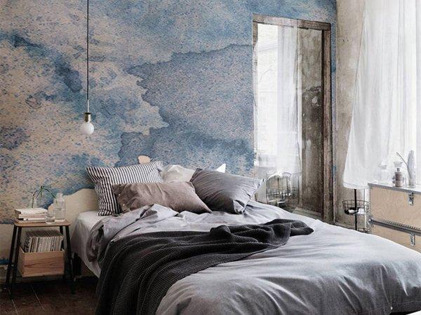 Muren als textiel