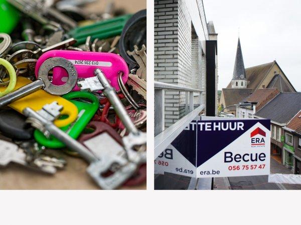 Je huis of appartement verhuren met ERA Becue in 8500 Kortrijk en 8550 Zwevegem