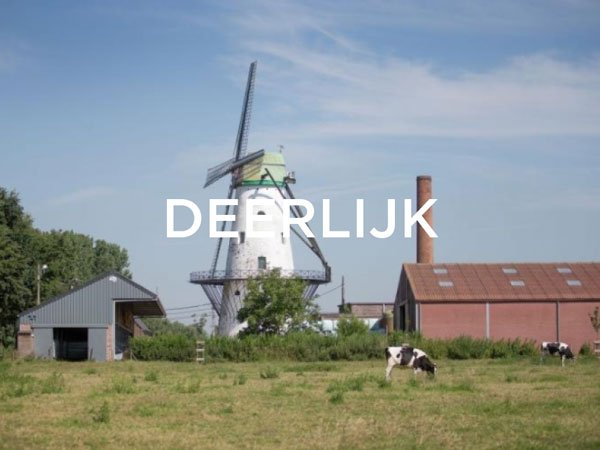 Wonen in Deerlijk - ERA Becue Immokantoor Zwevegem en Kortrijk