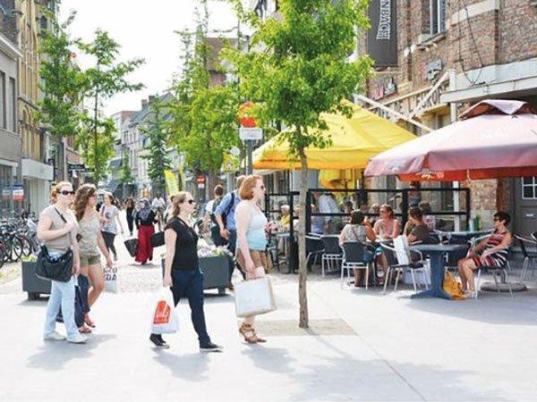 Winkelstraten van Roeselare - Welkom in Roeselare