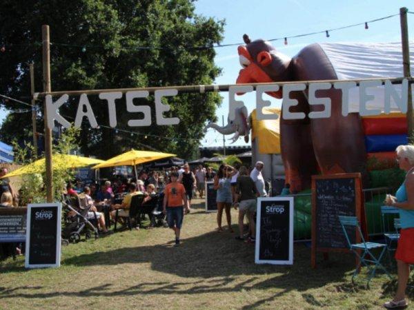 De Katse Feesten in augustus in Zelzate