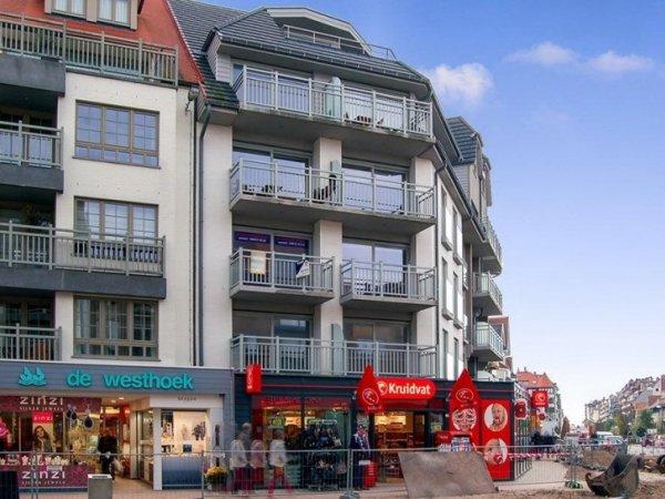 Te koop Koksijde: residentie Zandstraal