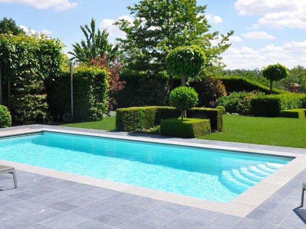 huis met zwembad, woning met zwembad