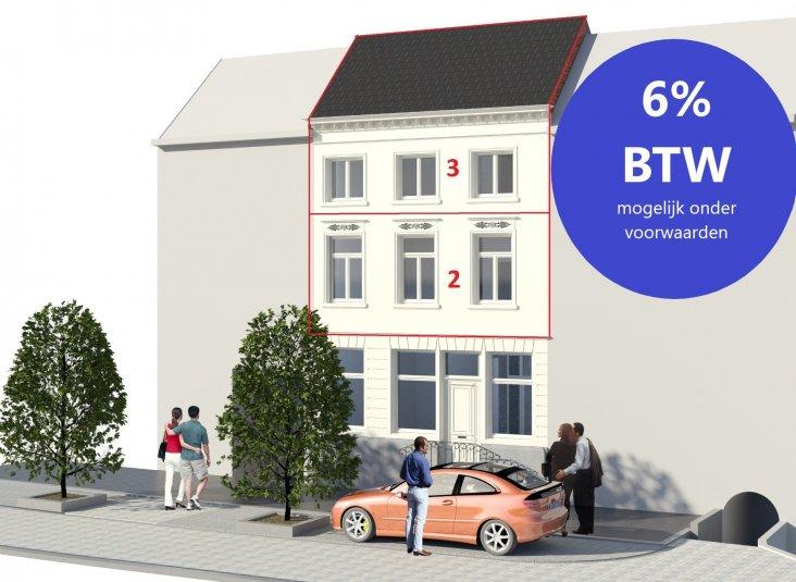 Spacieux appartement de 2 chambres avec vue sur le marché!