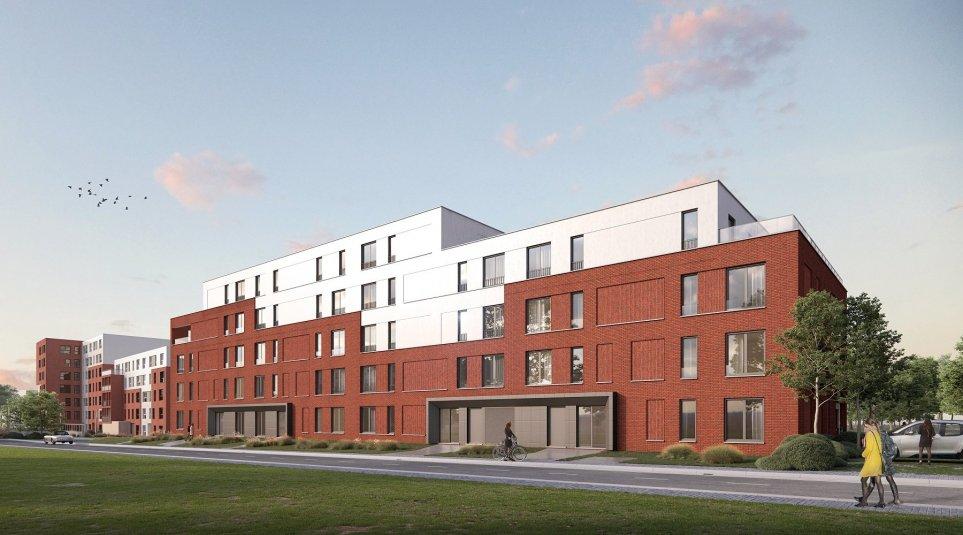 Penthouse unique avec 3 chambres à coucher et terrasse