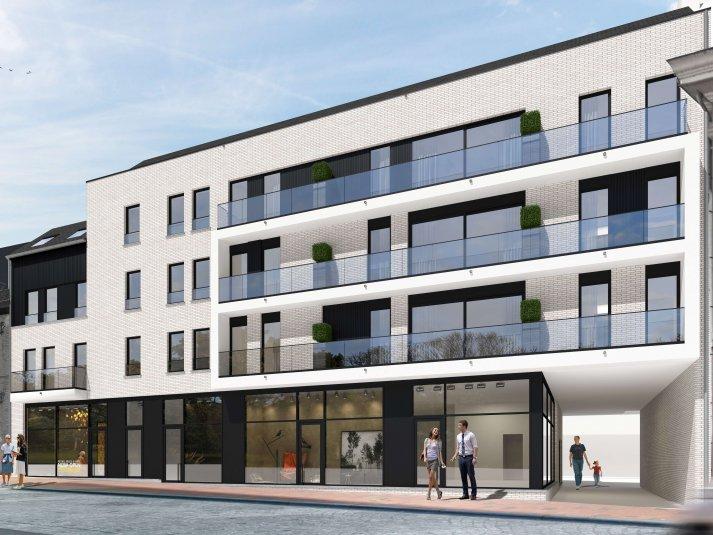 Centrum Poperinge A+++ ligging! CASCO handelsruimte