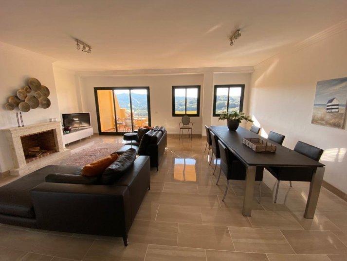 Appartement met 2 slaapkamers en zuidgericht terras (40m²)