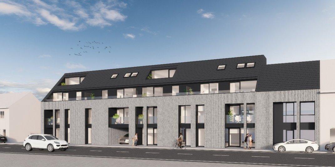 Nieuwbouwappartementen Residentie De Brieke, Zonnebeke