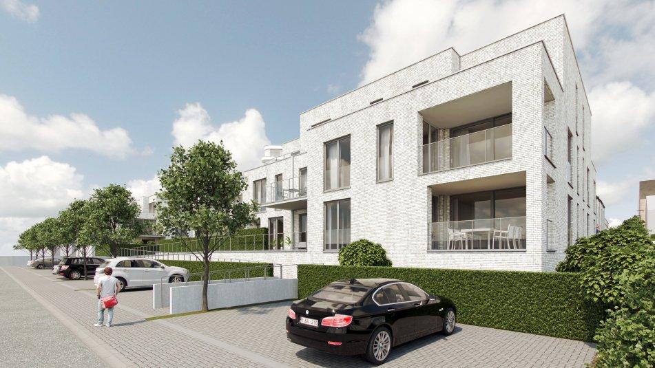 Ruim penthouse met 3 slaapkamers en 2 terrassen