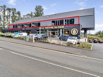 Bureaux neufs à louer proche de Beaufays