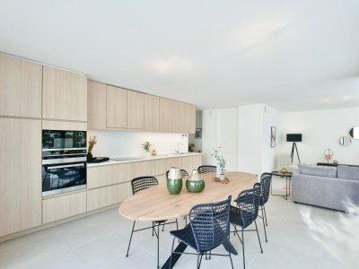 Luxe appartement met 2 ruime slaapkamers op centrumligging