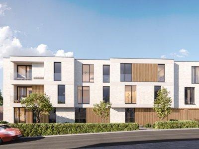10 nieuwbouwappartementen in Residentie Sint-Maarten II