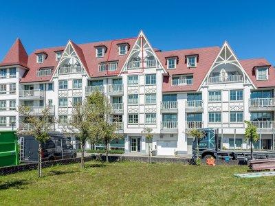 Appartement spacieux duplex à vendre au centre de Sint-Idesbald