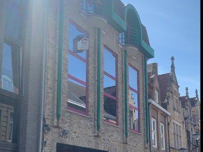 Dakappartement in het centrum van Veurne