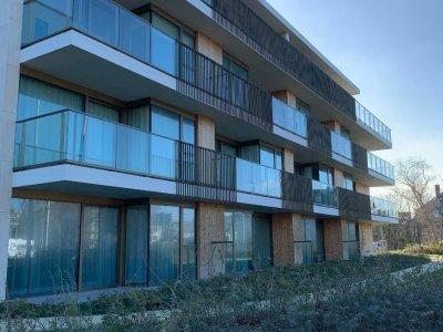 Prachtige service flat te huur in Sint-Idesbald