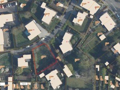 Bouwgrond in residentiële woonwijk in Ieper (7are)