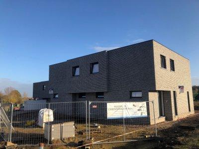 Project van 4 nieuwbouwwoningen (reeds 1 verkocht)