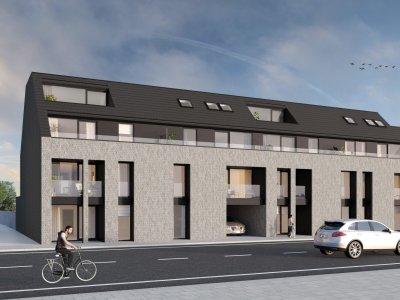 Nieuwbouwappartement Residentie De Brieke, Zonnebeke