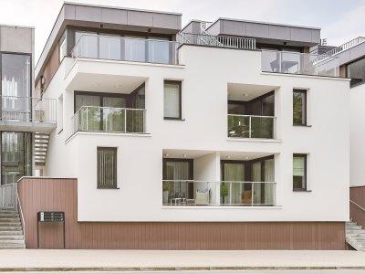 te koop appartement Dendermonde voorgevel