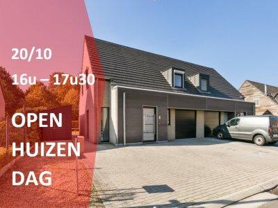 Eigentijdse halfopen gezinswoning met 3 slaapkamers in een kindvriendelijke buurt - Boomgaard 25 - 8340, Moerkerke