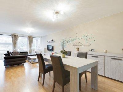 Leefruimte te koop appartement Sint-Niklaas Heimolenhoek 7 Bus 5