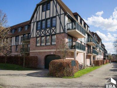 Gelijkvloers luxe appartement in privé domein Binnenhof