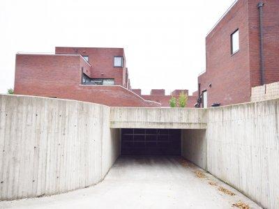 Herent Marcel Vanbellingenstraat P13 grond verkopen autostaanplaats