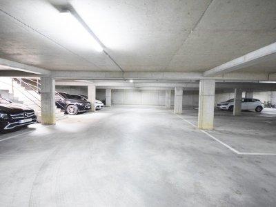 Herent Marcel Vanbellingenstraat P24 vastgoed verkopen autostaanplaats