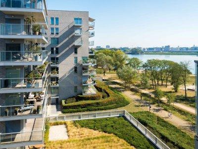 Ruim, luxueus appartement (180m²) met zicht op de Schelde!
