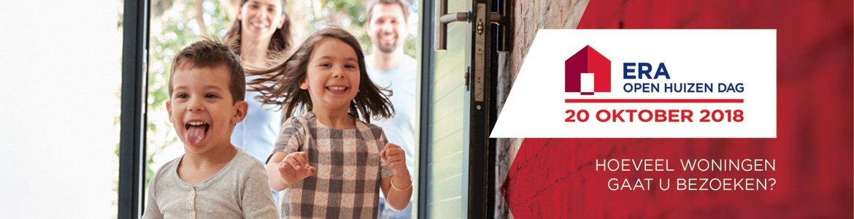 ERA Open Huizen Dag zaterdag 20 oktober - ERA @t Home Wervik en Geluwe
