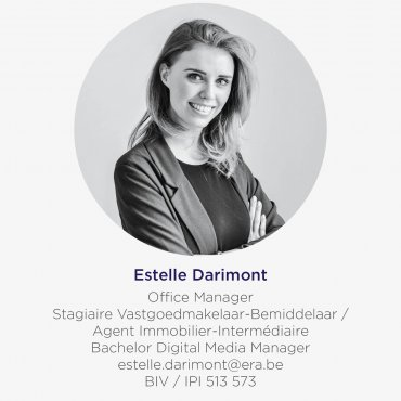 Estelle Darimont - Era Key one Wemmel - Office Manager